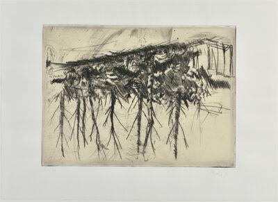 Georg Baselitz, 'Birken', 1971