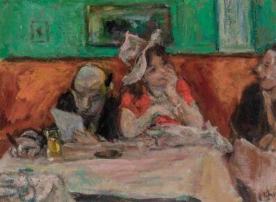 Robert Philipp, 'Russian Tea Room', 1972
