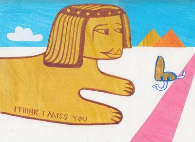 Jim Avignon, 'I think I miss you. Nose', ca. 2009