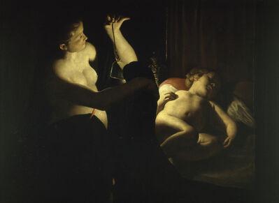Trophime Bigot, 'Cupid and Psyche', 1638-1642