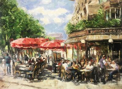 Elena Bond, 'Mid Day in Paris'