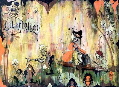 Camille Rose Garcia, 'Libertaliai', 2003
