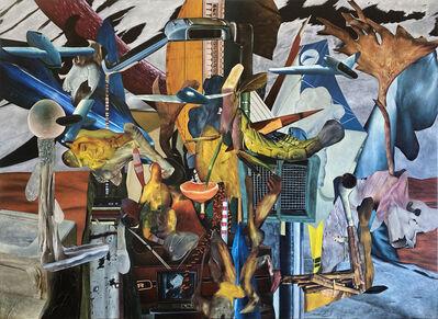 Rodel Tapaya, 'Flying Objects', 2021