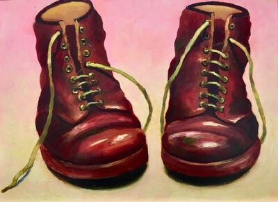Ken Beck, 'Cherry Docs', 2014