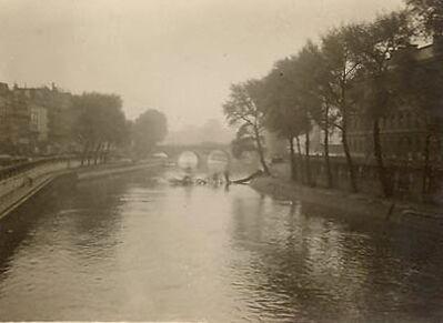André Kertész, 'Pont Saint Michel', 1925