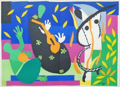 Henri Matisse, 'La Tristesse du Roi (The Sadness of the King)', 1958