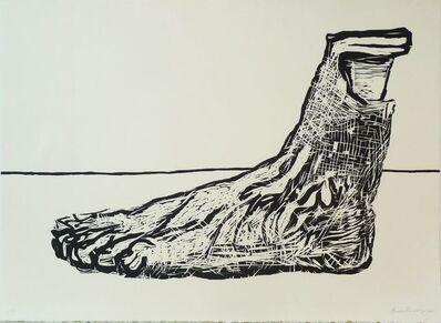 Huma Bhabha, 'Foot I', 2007