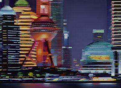 Alexandra Pacula, 'Entrancing Pudong', 2019
