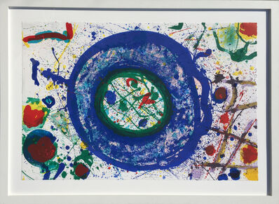 Sam Francis, 'Untitled 1991', 1991