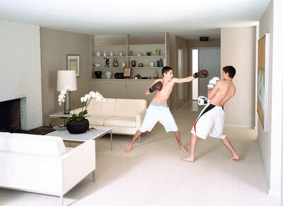 Jeff Wall, 'Boxing', 2011