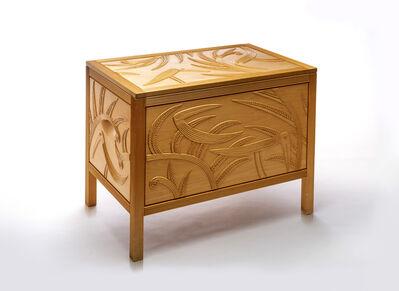 Judy Kensley McKie, 'Studio Furniture Chest', 1980