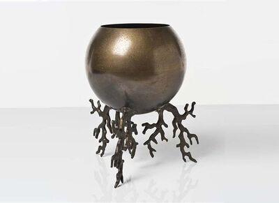 Hervé van der Straeten, 'Coupe Boule No. 56, Centerpiece', 2000