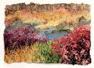Dianne Shullenberger, 'Autumn Marsh'