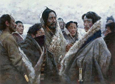 Ai Xuan, 'Warriors', 2016