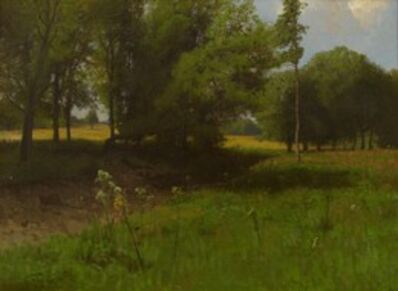 Charles Harry  Eaton, 'Summer Meadow', 1886
