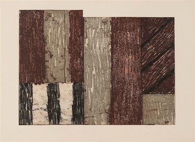 Sean Scully, 'Desire', 1985