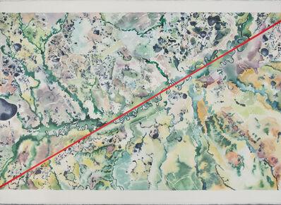 Nikita Shalenny, 'Map #2', 2017