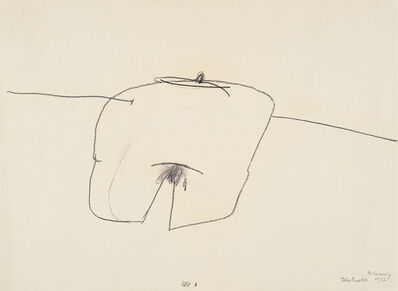 Maria Lassnig, 'Totalisator', 1987