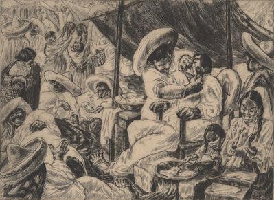 Irwin Hoffman, 'Mexican Barber Shop', 1936