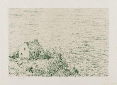 Claude Monet, 'La Douane, Effet de l'apres-midi', circa 1890