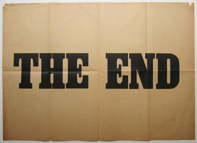 Adolfo Bernal, 'The End, Ed. of 5', ca. 1980