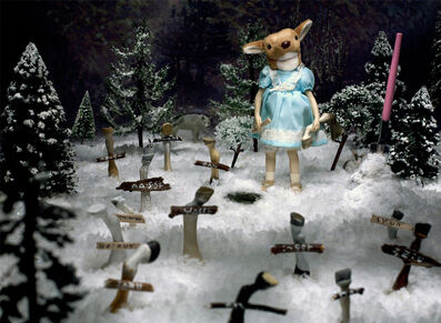 Diana Thorneycroft, 'Herd-girl (gardener and memory keeper), ed. 4/12', 2015