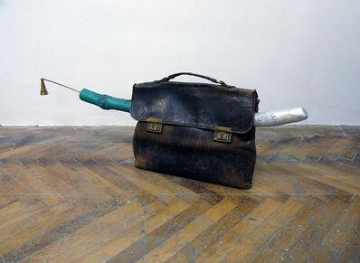 Michael Gumhold, 'Untitled (sculptors secret weapon #4)', 2016