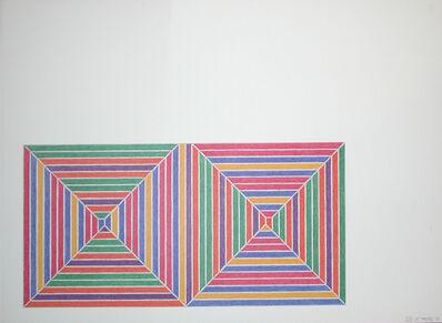Frank Stella, 'Les Indes Galantes IV', 1973