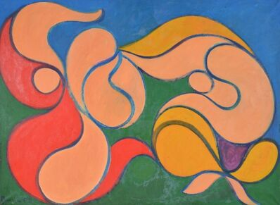 Berenice Sydney, 'Untitled   ', 1966