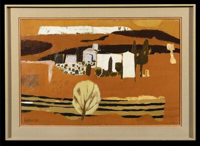 Mary Fedden, 'Florentine Landscape', 1967