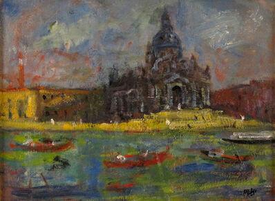 Robert Philipp, 'Venice', 1958