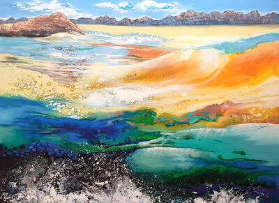 Astrid Dahl, 'Sandy Clouds', 2020