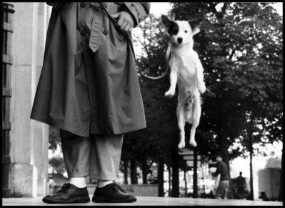 Elliott Erwitt, 'Paris, FRANCE.', 1989