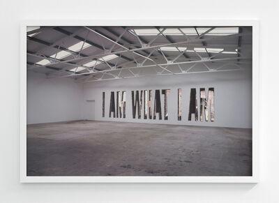 Tercerunquinto, 'I AM WHAT I AM ', 2008