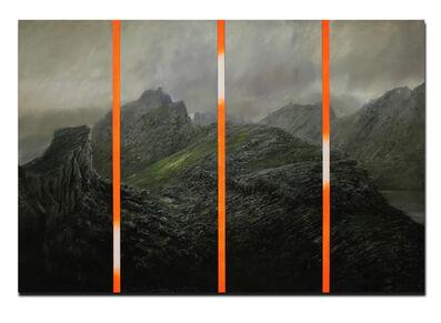 Clemens Tremmel, 'Departure', 2014