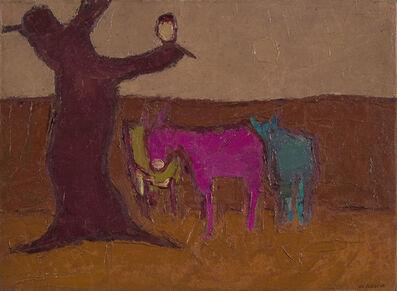 Manuel Reyna, 'LOS BURRITOS', 1968