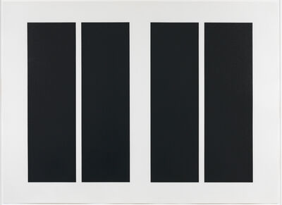John McLaughlin, 'Untitled', 1963