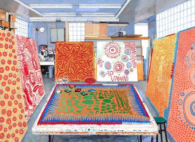 Damian Elwes, 'Yayoi Kusama's Studio (Tokyo, 2012)', 2019