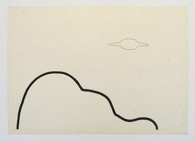 Vadim Fishkin, 'Cloud and UFO', 1989-2005