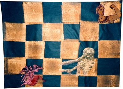 Nancy Spero, 'Artemis', 1997