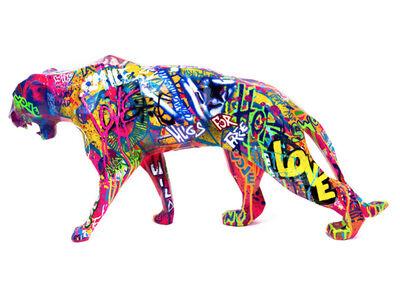 Richard Orlinski, 'Panther Tag', 2018