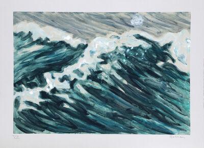 RICHARD BOSMAN, 'Waves', 1988