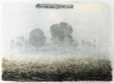 Jorge Rios, 'This Was the First Mist', 2020