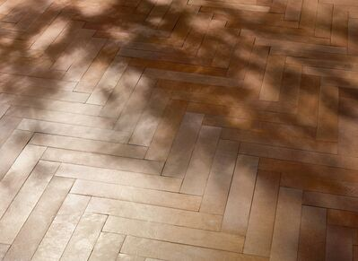 Thomas Demand, 'Parkett / Parquetry', 2014