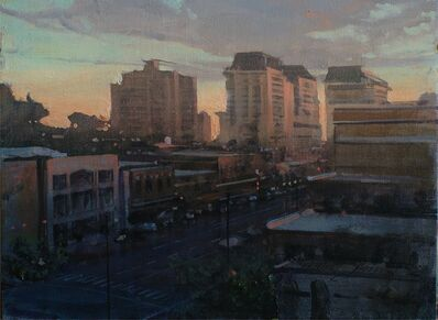 Daniel Sprick, 'View of Broadway', 2013
