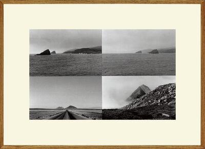 Hamish Fulton, 'Untitled: Scotland-USA', 1969-1970
