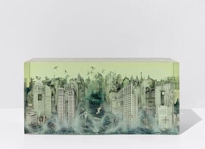 Dustin Yellin, 'Cityscape', 2011