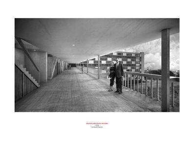 Dionisio Gonzalez, 'Golden Lane Social Housing 2', 2018