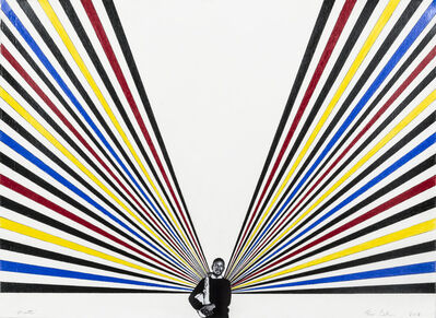 Rico Gatson, 'Ornette', 2017
