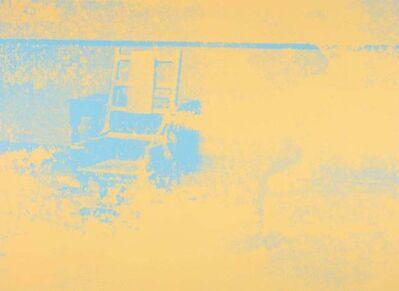 Andy Warhol, 'Electric Chair (Feldman & Schellmann II.83)', 1971